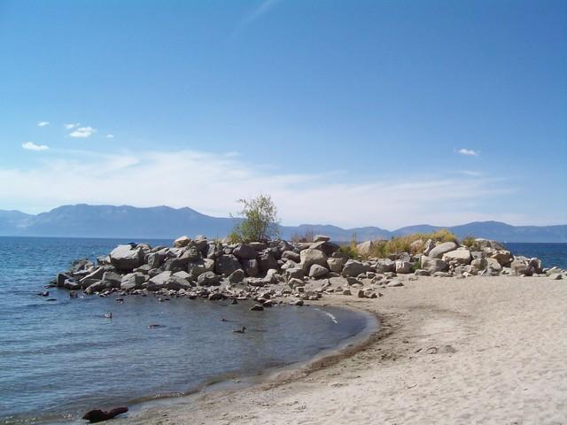 Cave Rock - Lake Tahoe - Cave Rock - Lake Tahoe, NV