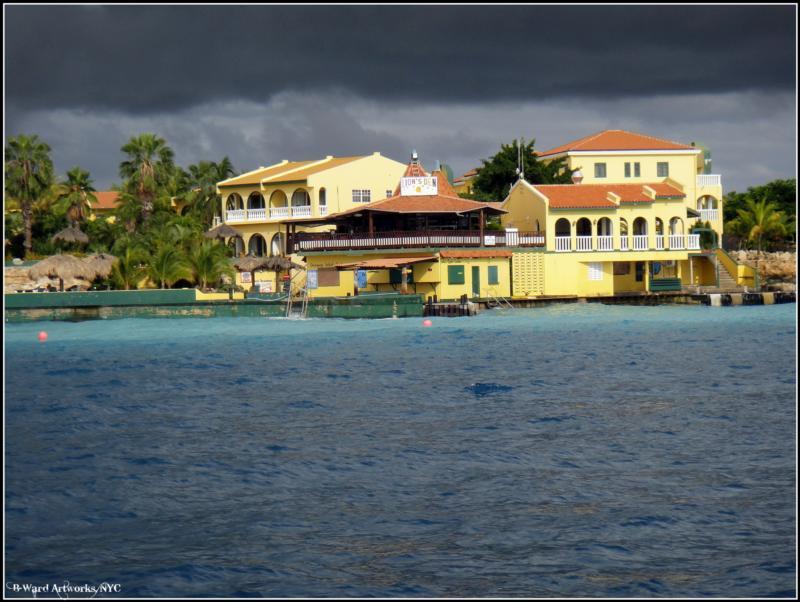 Buddy's Reef aka Buddies Dive Resort - buddy dive resort, Bonaire