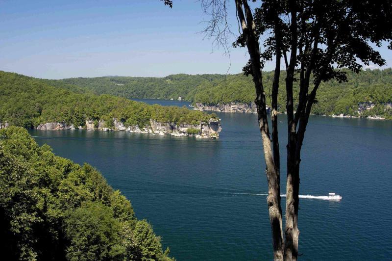 Summersville Lake - Summersville Lake