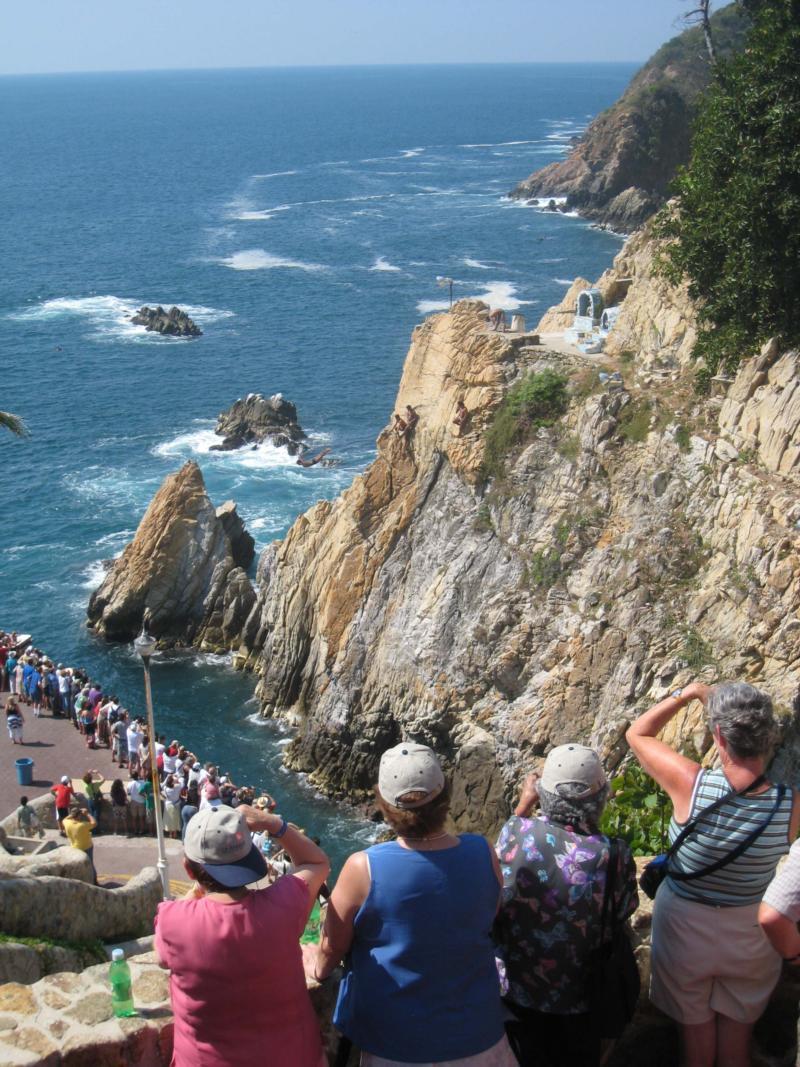 Acapulco - Acapulco Cliff Divers