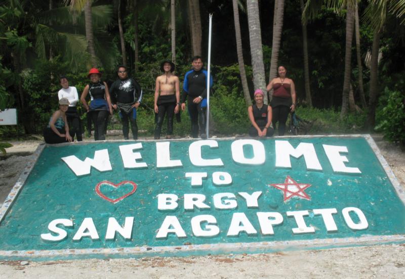 Verde Island - welcome!