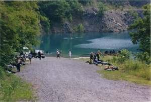 Loch Low-Minn Quarry - Loch Low-Minn Quarry