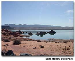 Sand Hollow - sand hollow