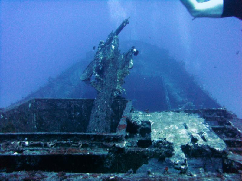 Carthaginian - Fallen Mast (as of June 2011)
