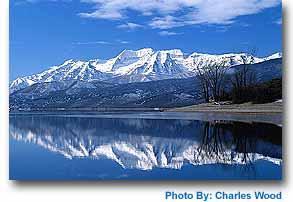 Deer Creek Reservoir - Lake
