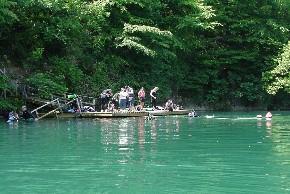 Hidden Paradise/Dream Lake - Dream Lake Dock