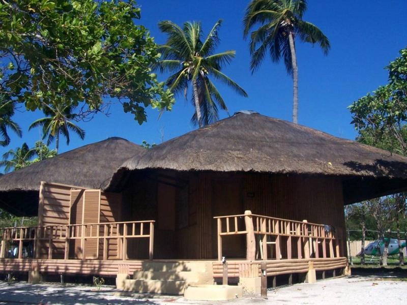 Balicasag Beach Resort, Bohol - accomodations