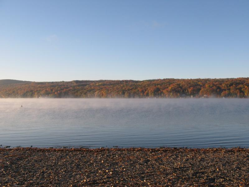 Lourds Camp - Skaneateles Lake Fall