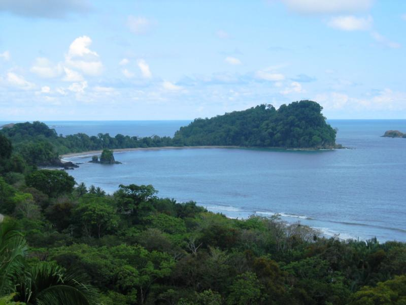 Manuel Antonio National Park - Manuel Antonio National Park Coastline