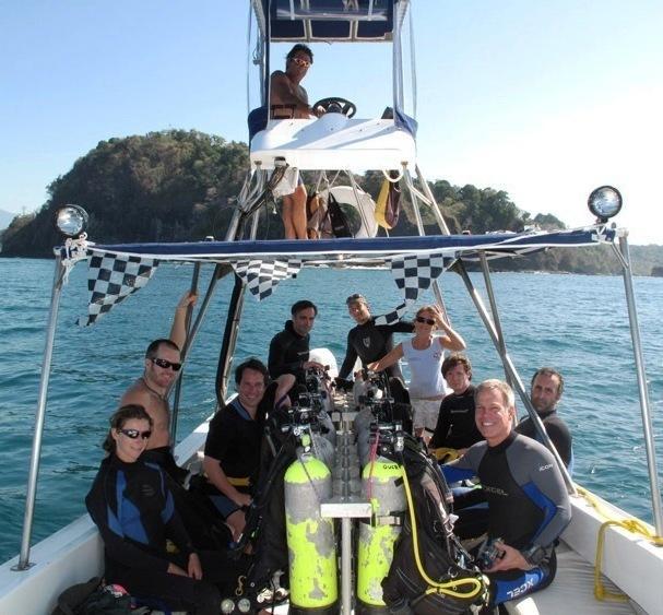 Manuel Antonio National Park - Dive trip in Manuel Antonio