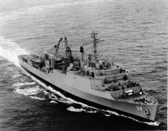 Spiegel Grove - USS Spiegel Grove