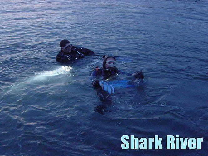 Shark River Inlet - Shark River NJ - Fins and Gear Check