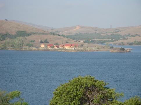 Lake Elmer Thomas Recreation Area - Lake view