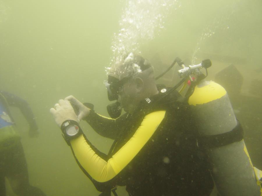 Old Club Reef, Messaid, Qatar - me