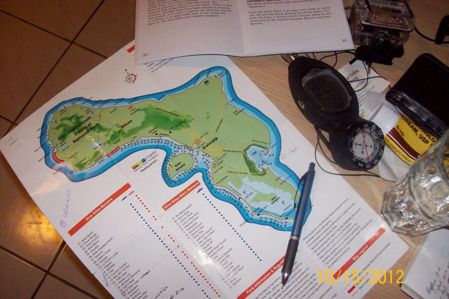 Bonaire - Dive Planning