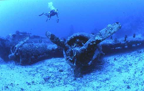 Blackjack - B17 bomber - B-17 Bomber - Milne Bay