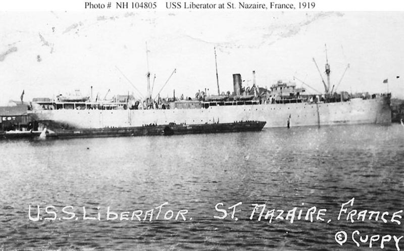 Liberator - In france