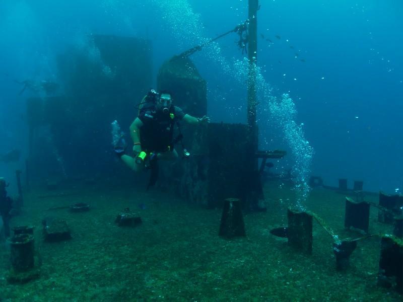 C-53 Wreck, Felipe Xicotencatl - Smithsgold @ the C-53