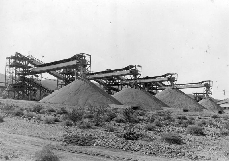 Aggregate Plies (Aggregate Plant) - Piles