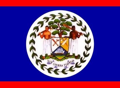 Belize - Belizean Flag