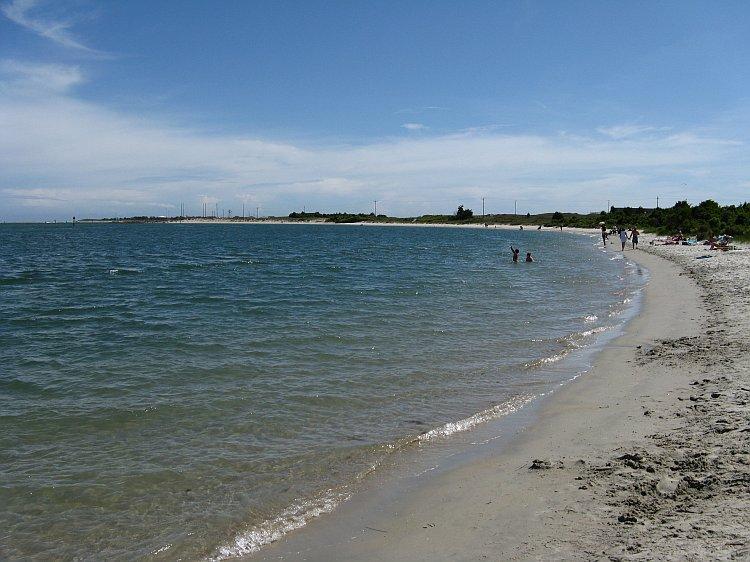 Radio Island Rock Jetty - Life's a Beach