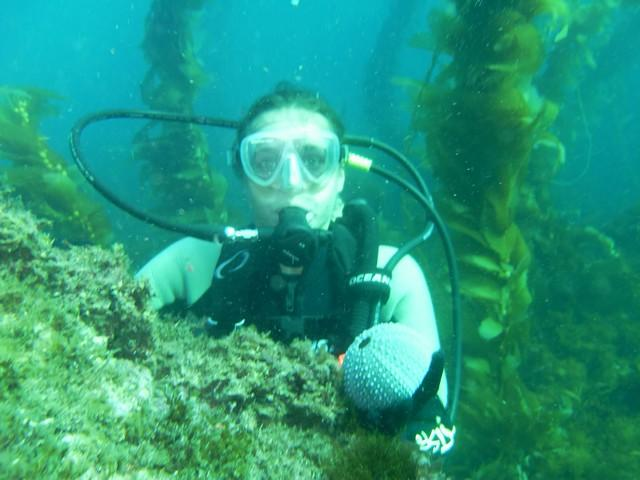 Sea Fan Grotto - Christina at Sea Fan Grotto