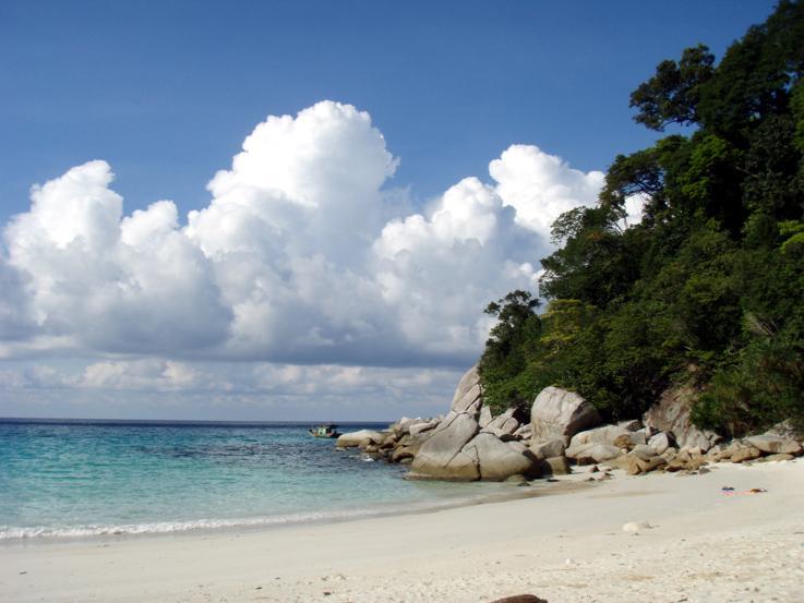 Pulau Parhentian - Lonely Beach