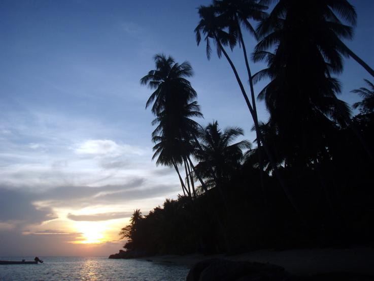 Pulau Parhentian - End of a wonderful day