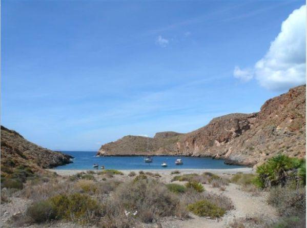La Azohia,Spain - Cala Cerrada(Cerrada Cove)