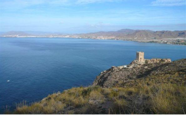 La Azohia,Spain - Torre de Santa Ana, Punta de la Azohia