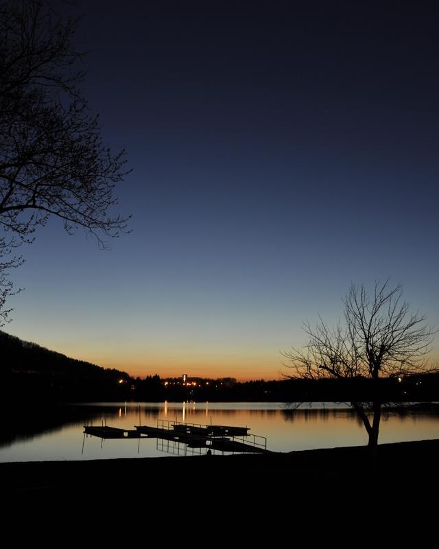 Deep Creek Lake - Deep Creek Lake in the Spring