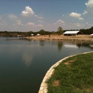 Wheeler Branch Lake - Wheeler Branch Lake Dam