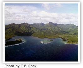 Kosrae Village - Kosrae Micronesia