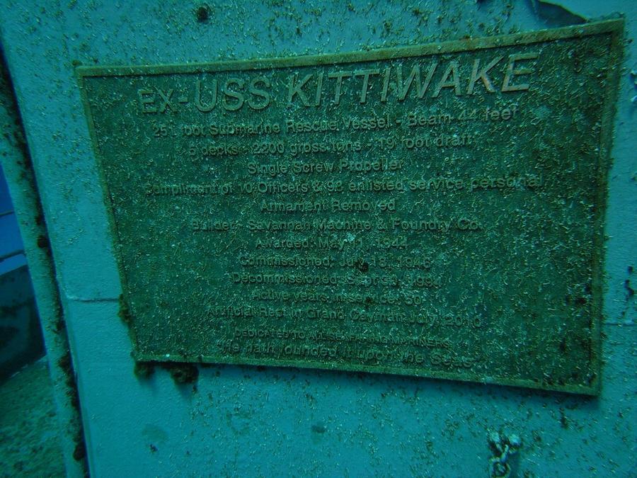 Kittiwake - USS Kittiwake