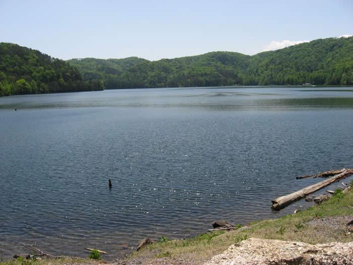 Chilhowee Lake - Chilhowee Lake