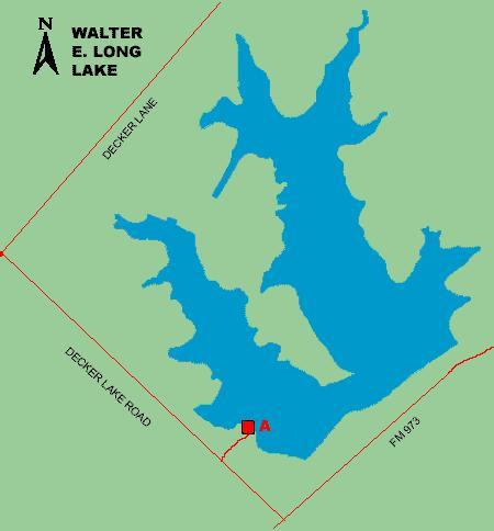 Walter E. Long Lake (aka Decker Lake) - Walter E. Long Lake