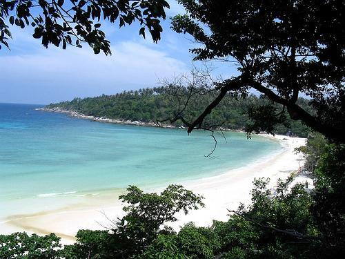Racha Yai - Ocean view.