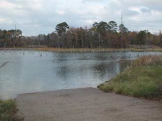 Brandy Branch Reservoir - Brandy Branch Reservoir