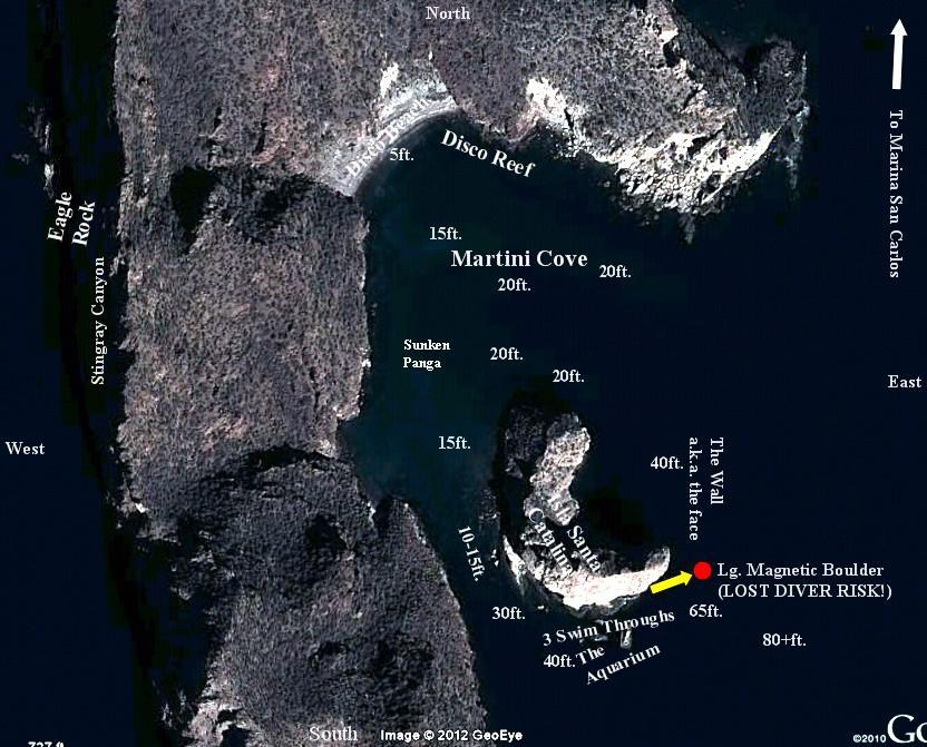 Martini Cove - Martini Cove Site Map 1.0
