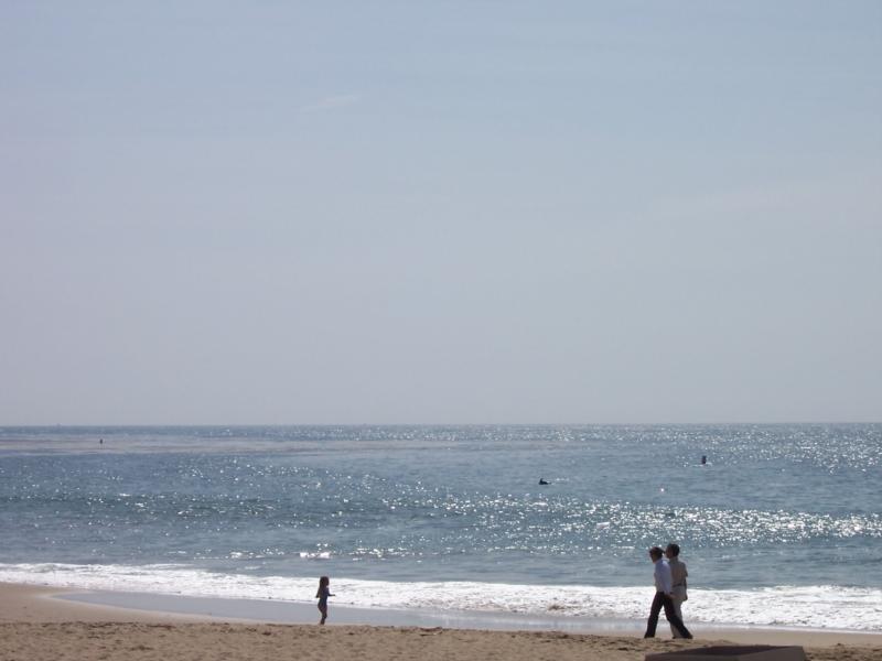 Corona del Mar - Corona del Mar State Beach