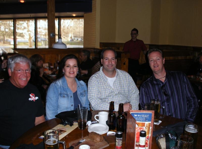 Meet and Greet @ the OutBack Restaurant