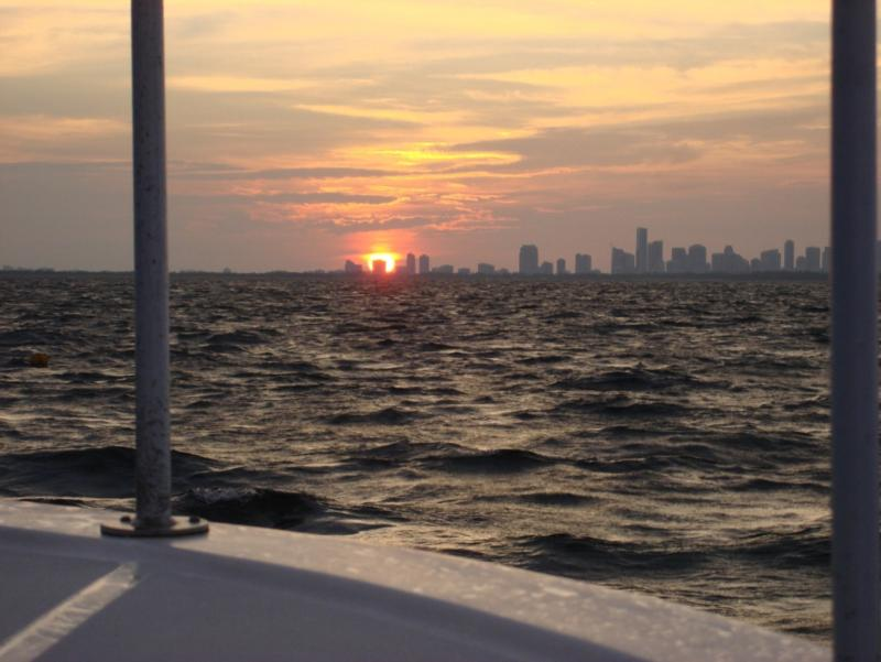 Off of Miami Beach