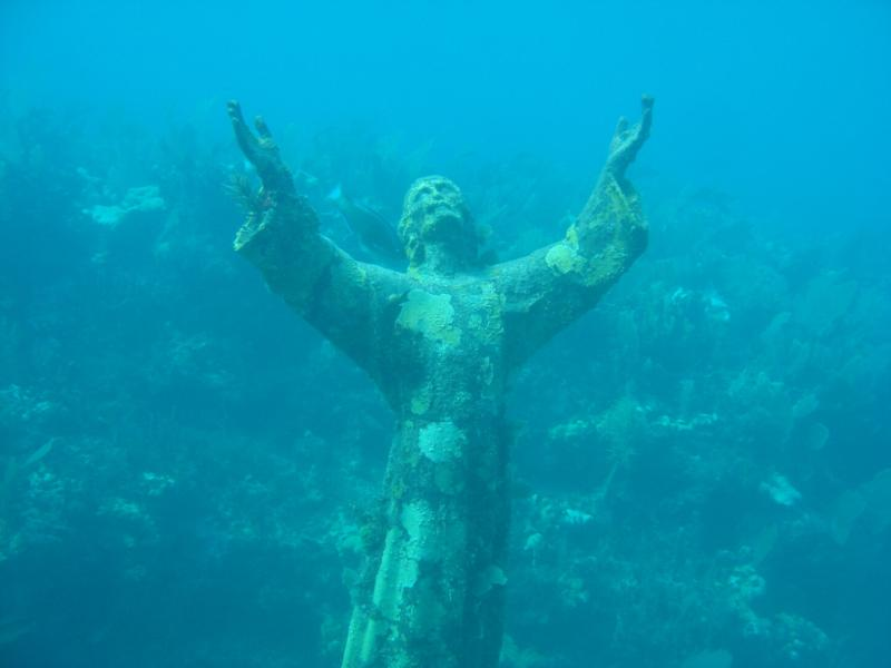 Christ of the Abyss, Key Largo