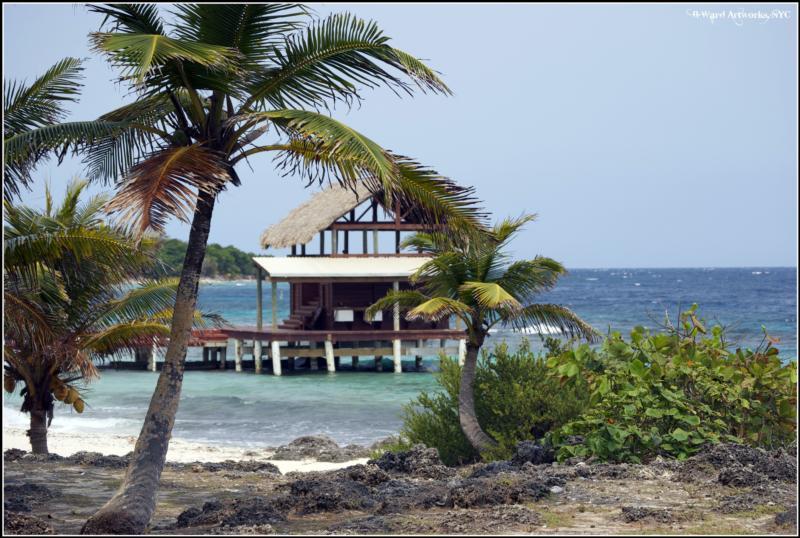 Utila Beach