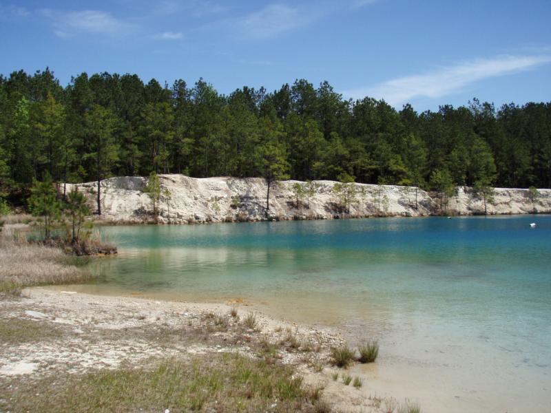Blue Lagoon Huntsville Texas
