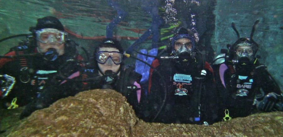 Desert Divers Group, NM