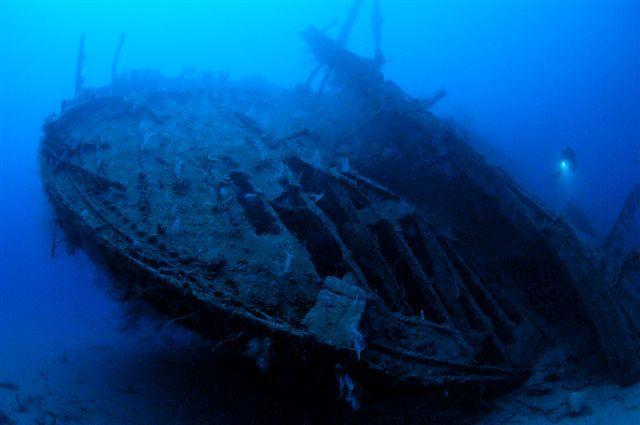 """Bianca C"" Grenada, the stern"
