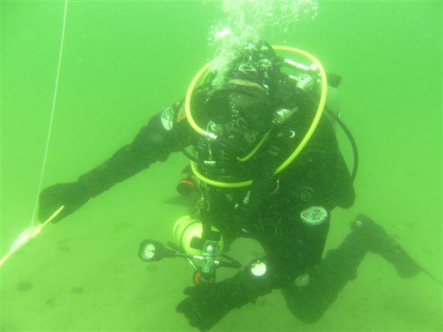 Tech Dive Training