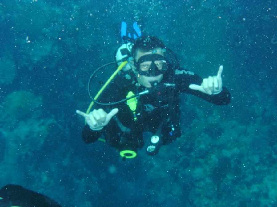 Fiji Dive 1