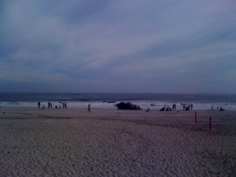 Long Beach NY after Hurricane Bill